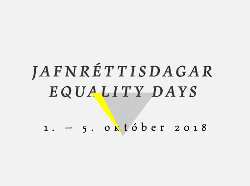 logo jafnréttisdaga