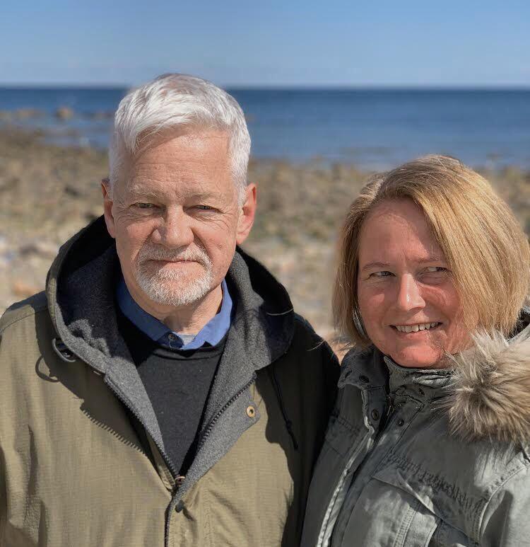 Einar Árnason og Katrín Halldórsdóttir