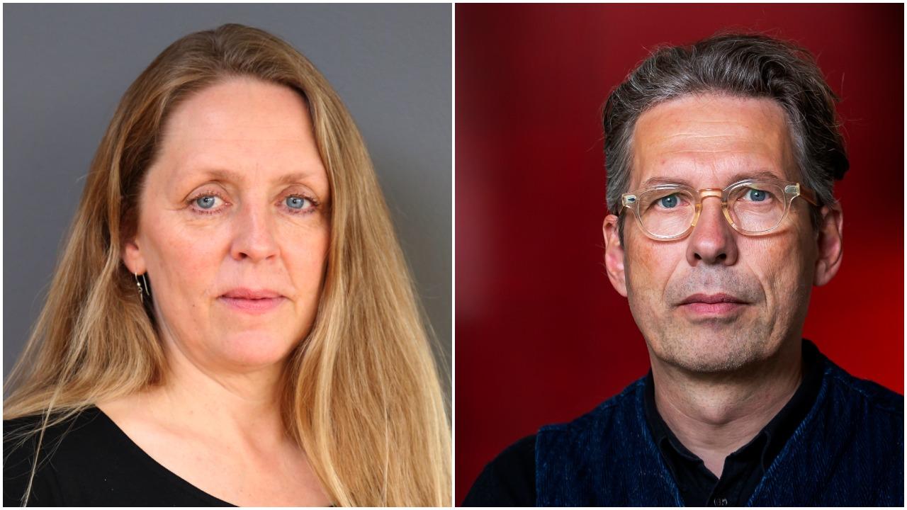 Guðbjörg Andrea Jónsdóttir og Jón Ólafsson