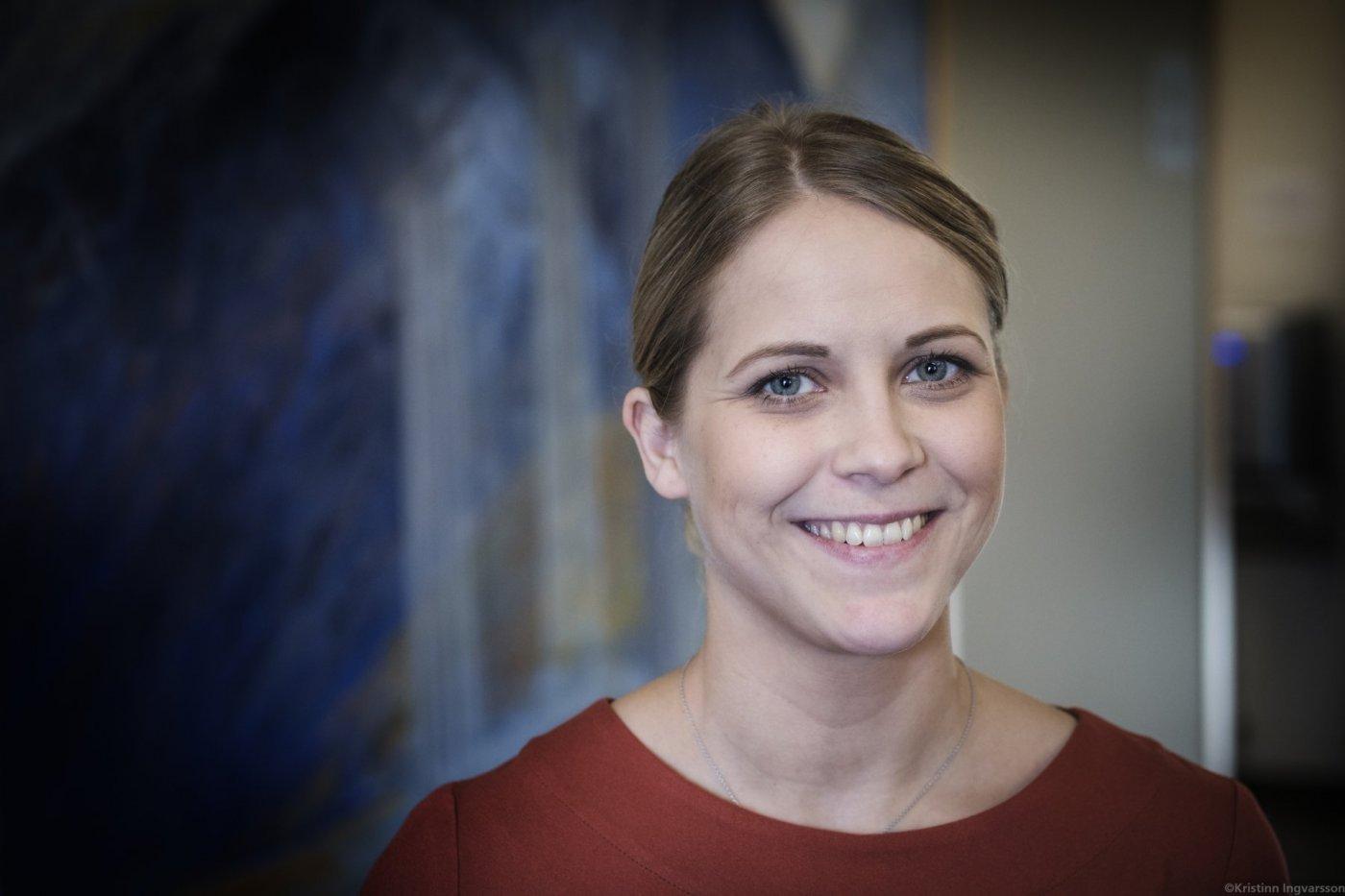 Una Jóhannesdóttir