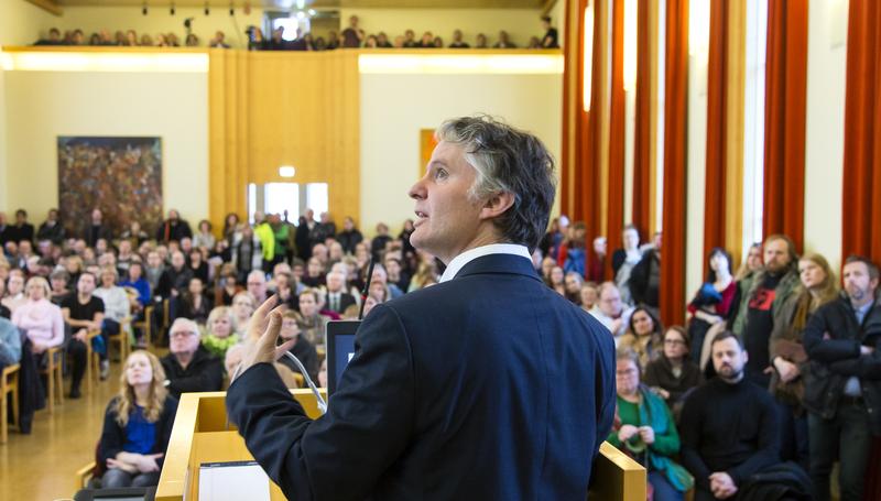 Magnús Þorkell Bernharðsson
