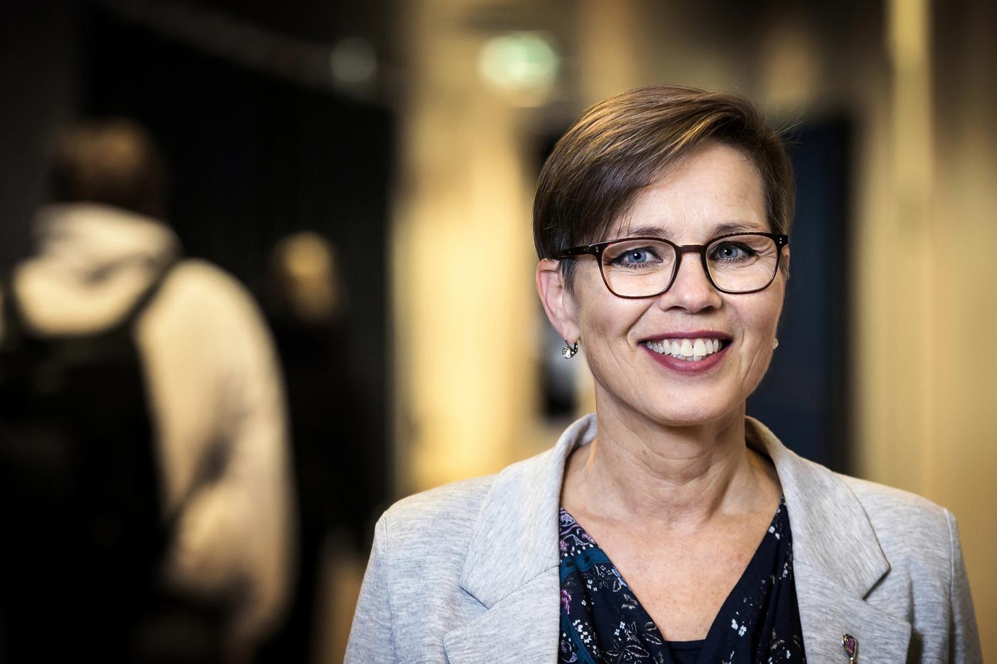 María Dóra Björnsdóttir