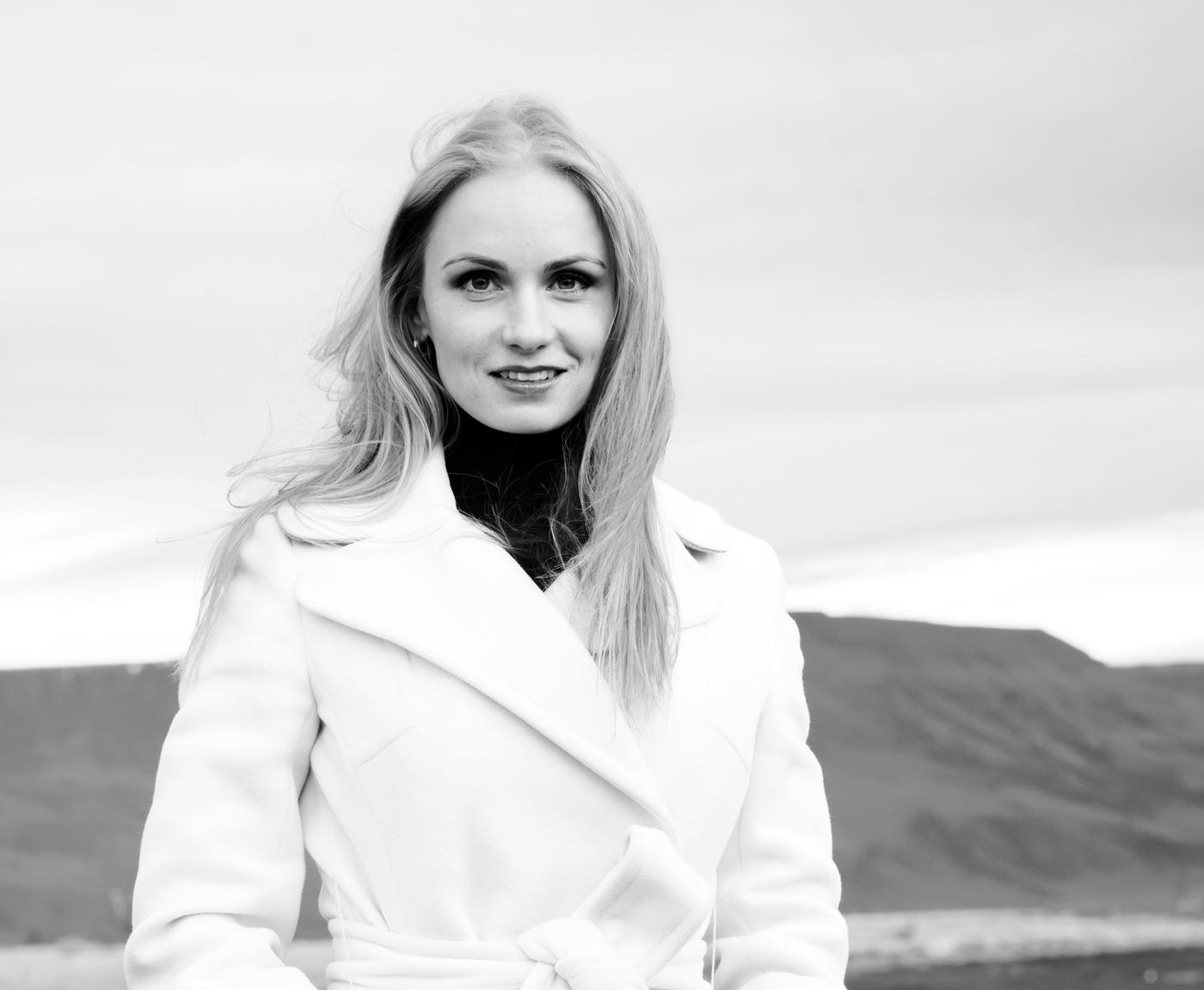 Inga Minelgaite, dósent við Viðskiptafræðideild HÍ