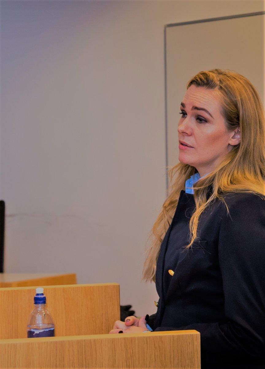 Gyða Hlín Björnsdóttir markaðsstjóri Viðskiptafræðideildar