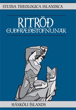 Kápa ritraðar Guðfræðistofnunar