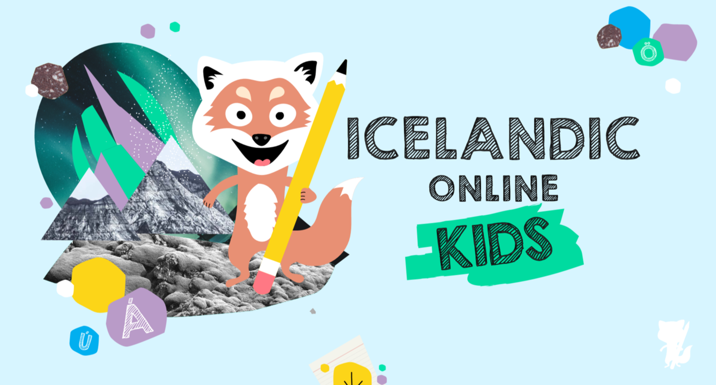 Icelandic Online Kids