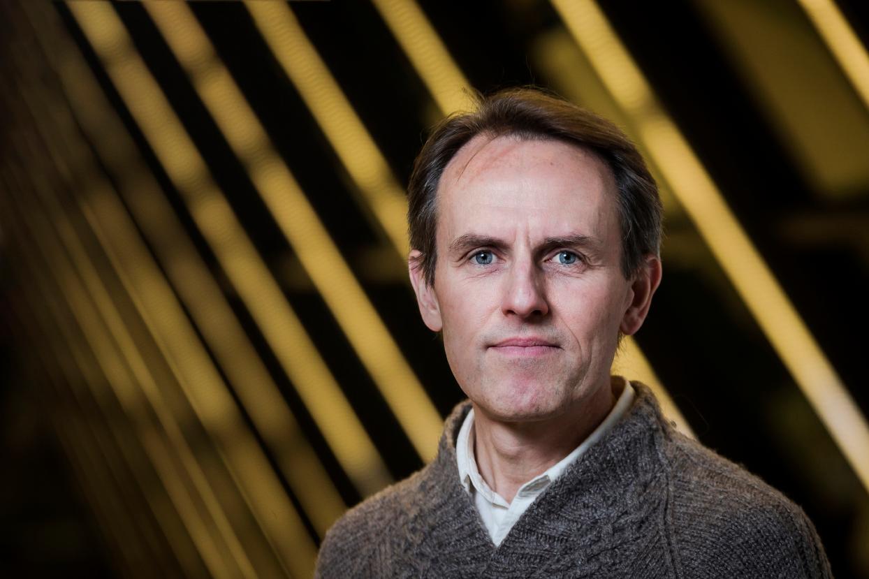 Dr. Freysteinn Sigmundsson, deildarforseti Jarðvísindadeildar