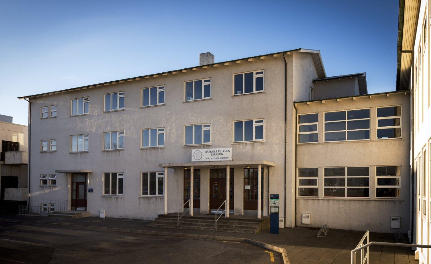 Eirberg við Eiríksgötu 34