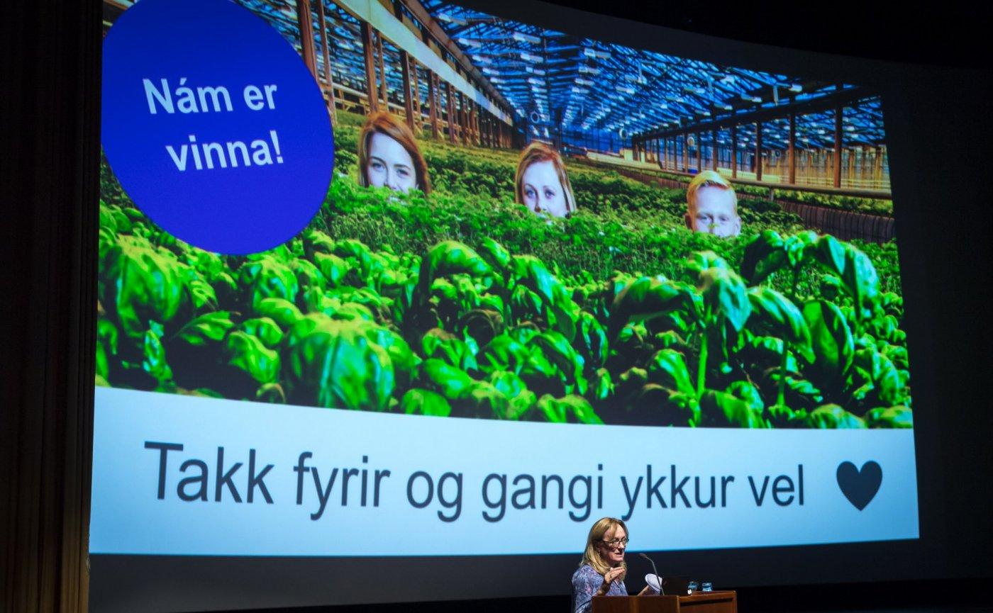 Inga Þórsdóttir, forseti Heilbrigðisvísindasviðs