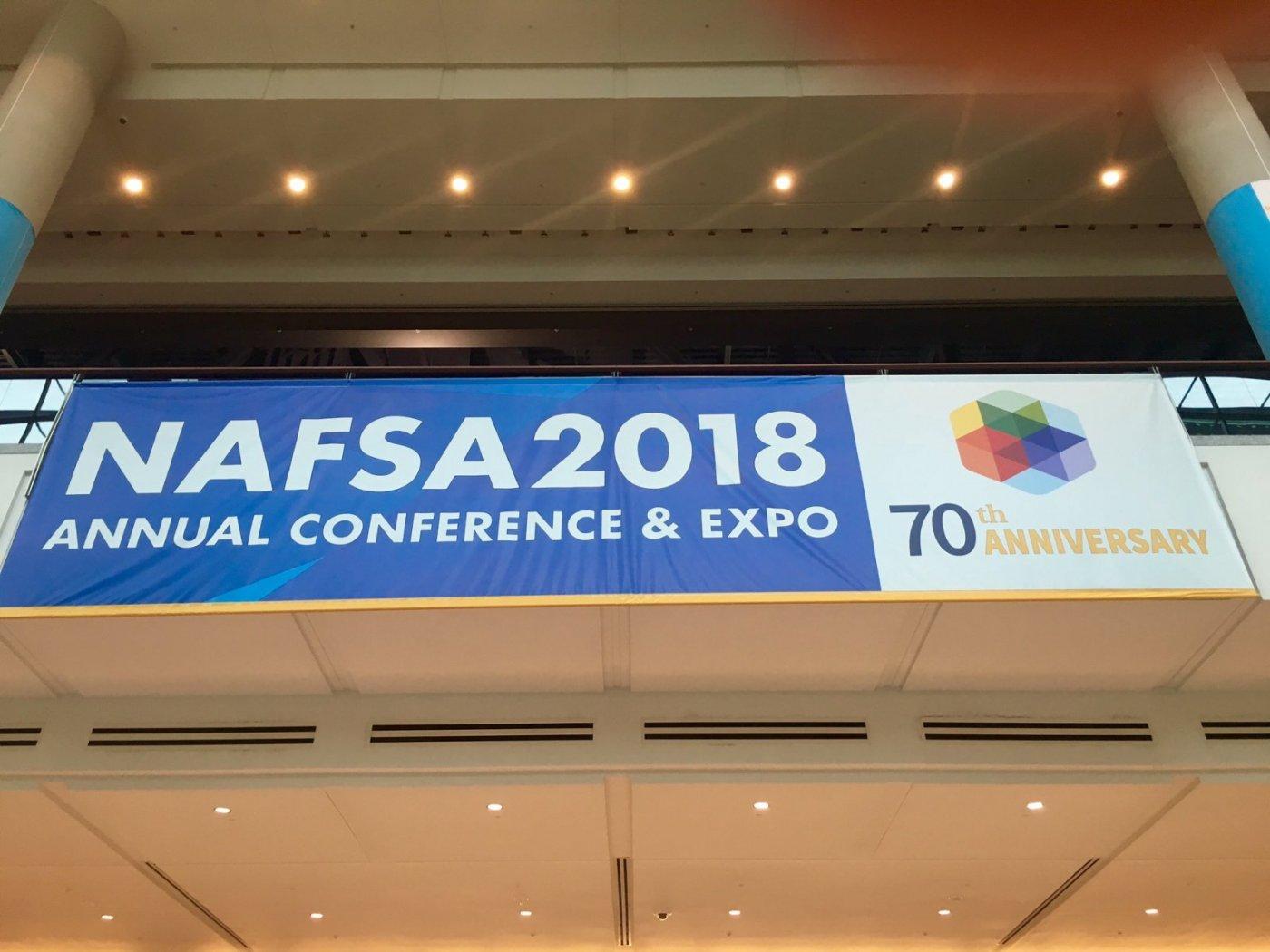 Skilti: NAFSA 2018