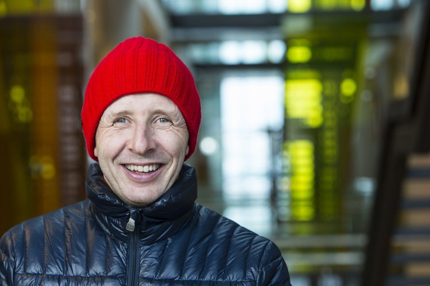 Jakob Frímann Þorsteinsson