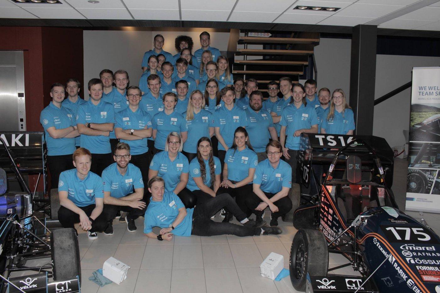 Team Spark liðar