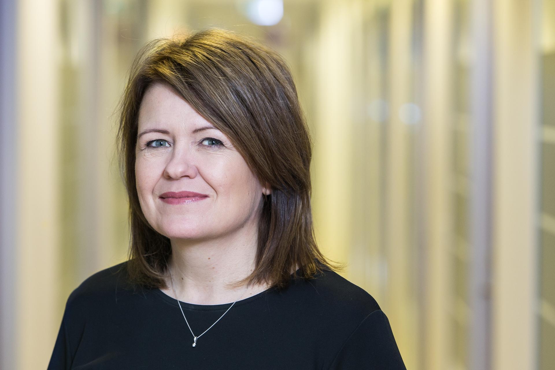 Friðrika Harðardóttir, sviðsstjóri alþjóðasviðs