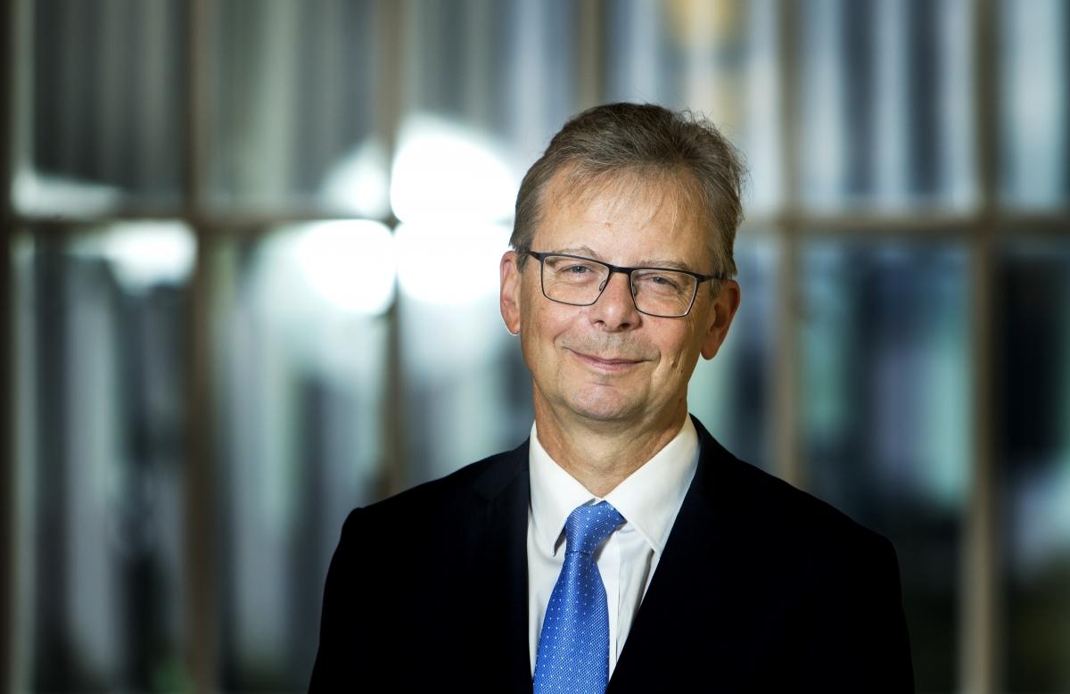 Jón Atli Benediktsson, rektor Háskóla Íslands