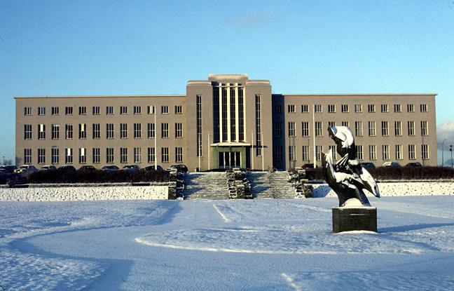 Aðalbygging Háskóla Íslands