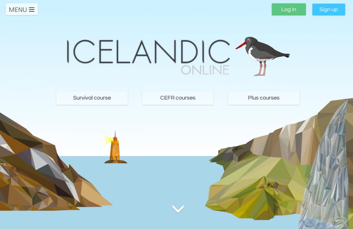 Icelandic Online