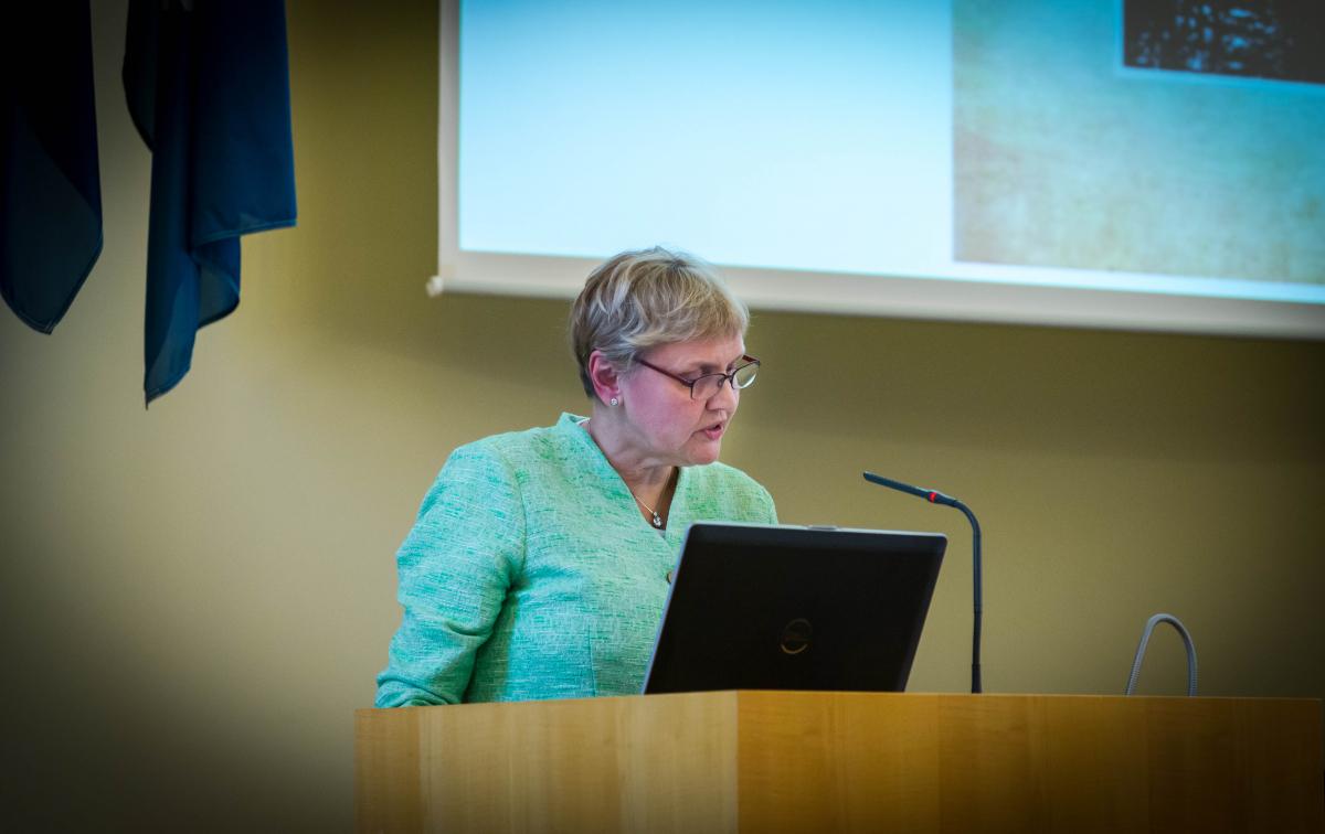 Erla Dóris Halldórsdóttir