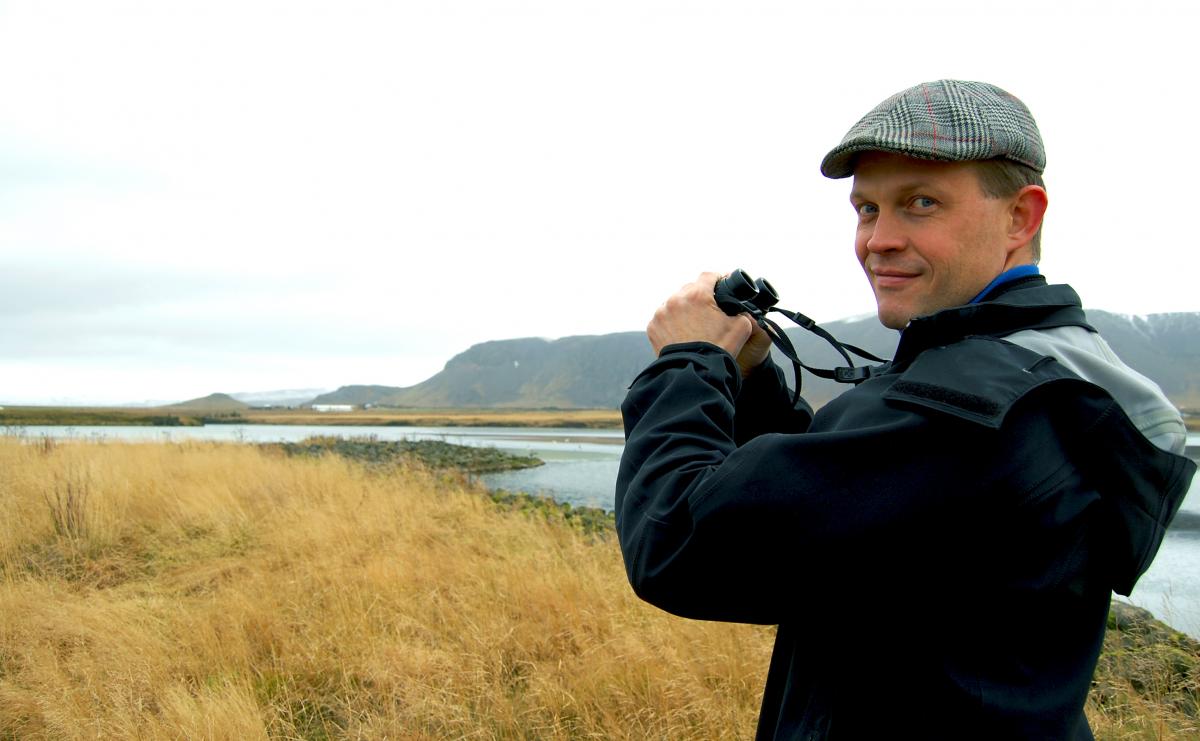 Tómas Grétar Gunnarsson