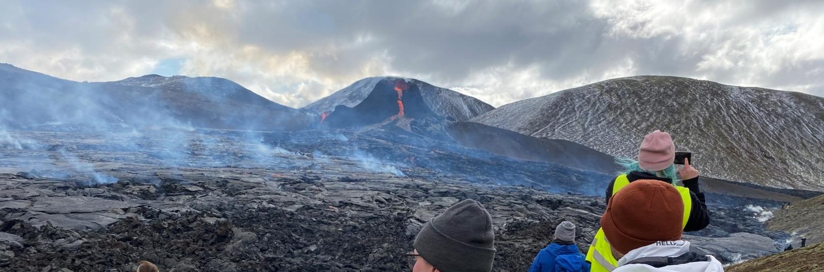Jarðvísindi við Háskóla Íslands í hópi 100 bestu í heimi - á vefsíðu Háskóla Íslands
