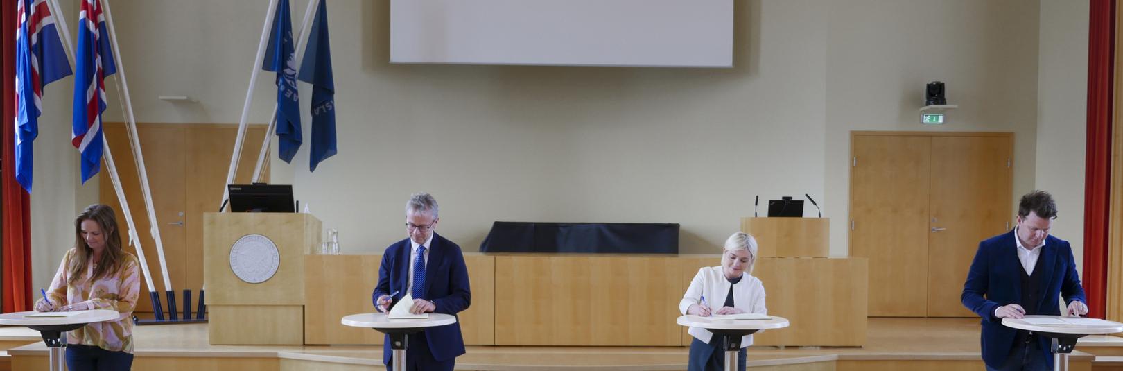 Árangur og áhugahvöt - kveikjum neistann! - á vefsíðu Háskóla Íslands