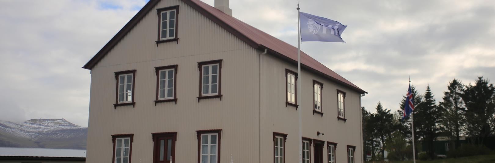 Rannsóknasetur HÍ á Breiðdalsvík tekið til starfa - á vefsíðu Háskóla Íslands