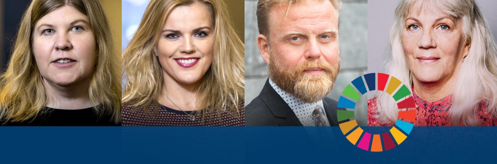 Háskólinn og heimsmarkmiðin – Engin fátækt - á vefsíðu Háskóla Íslands