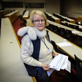 Jóhanna Pétursdóttir
