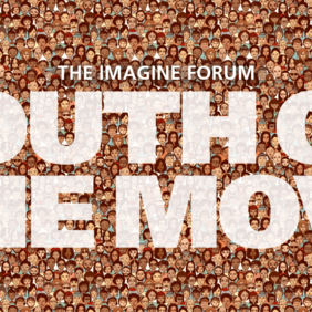Texti á mynd: The Imagine forum - Youth on the Move