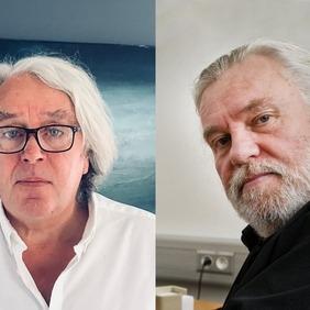 Valur Emilsson og Vilmundur Guðnason