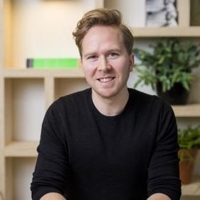 Kalle Nieminen, sérfræðingur á sviði nýsköpunar hjá finnska nýsköpunarsjóðnum