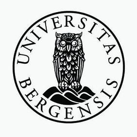 Lógóið Universitas Bergensis
