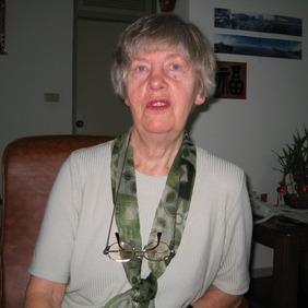 Áslaug Hafliðadóttir