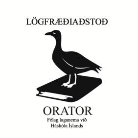 Logo lögfræðiaðastoðar Orators