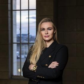 Gyða Hlín Björnsdóttir, deildarstjóri Viðskiptafræðideildar