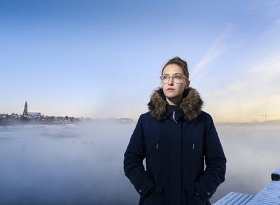 Áróra Árnadóttir