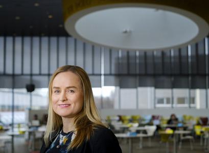 Hulda Þórisdóttir