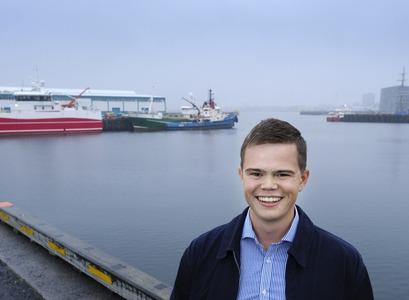 Mikael Rafn L. Steingrímsson