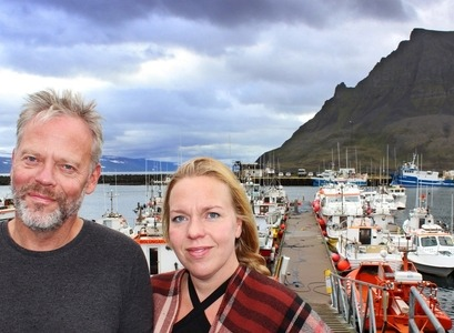 Ragnar Edvardsson og Guðbjörg Ásta Ólafsdóttir
