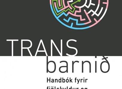 Kápa bókarinnar Transbarnið