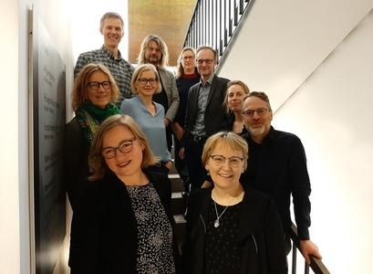 Ritstjórn Studia Theologica í Háskóla Íslands.