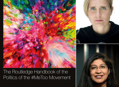 Út er komin bókin The Routledge Handbook of the Politics of the #MeToo Movement í ritstjórn fræðikvennanna Irmu Erlingsdóttur og Giti Chandra.