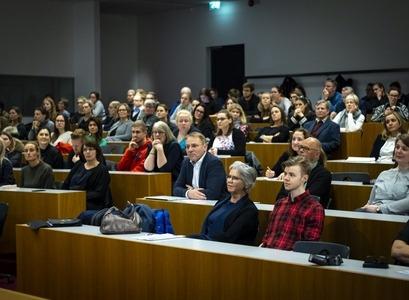 Frá líf- og heilbrigðisvísindaráðstefna Háskóla Íslands 2019