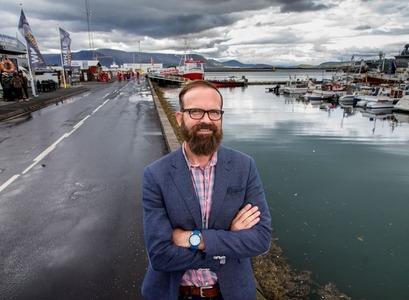 Friðrik Larsen, dósent í markaðsfræði og vörumerkjastjórnun við Háskóla Íslands