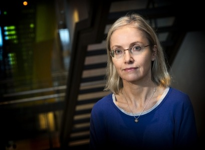 Soffía M. Hrafnkelsdóttir, doktorsnemi