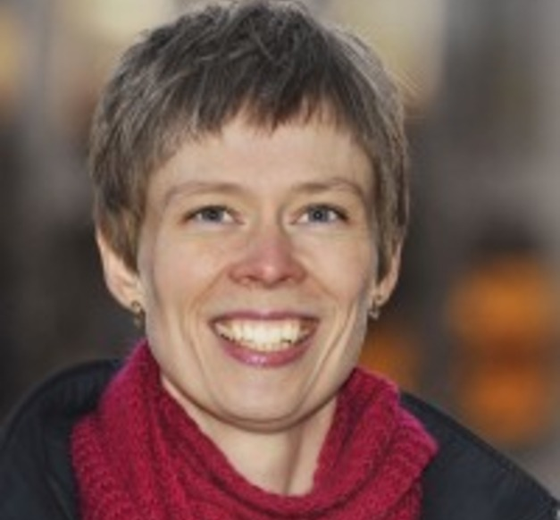 Gyða Margrét Pétursdóttir
