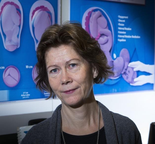 Helga Gottfreðsdóttir