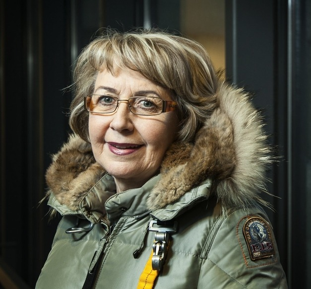 Jóhanna Gunnlaugsdóttir
