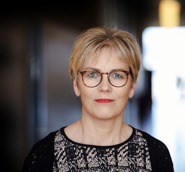 Guðbjörg Linda Rafnsdóttir, aðstoðarrektor vísinda