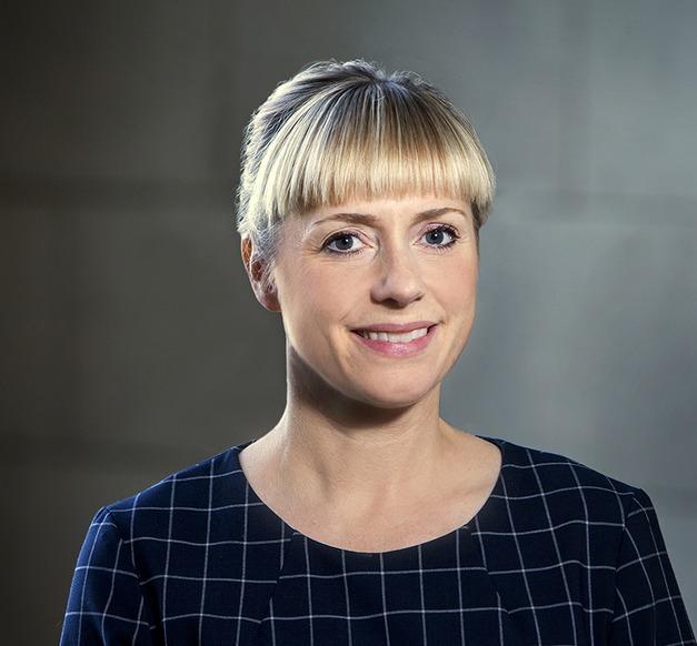 Steinunn Gestsdóttir, aðstoðarrektor kennslumála og þróunar