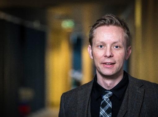 Innsetningarathöfn - Kári Kristinsson